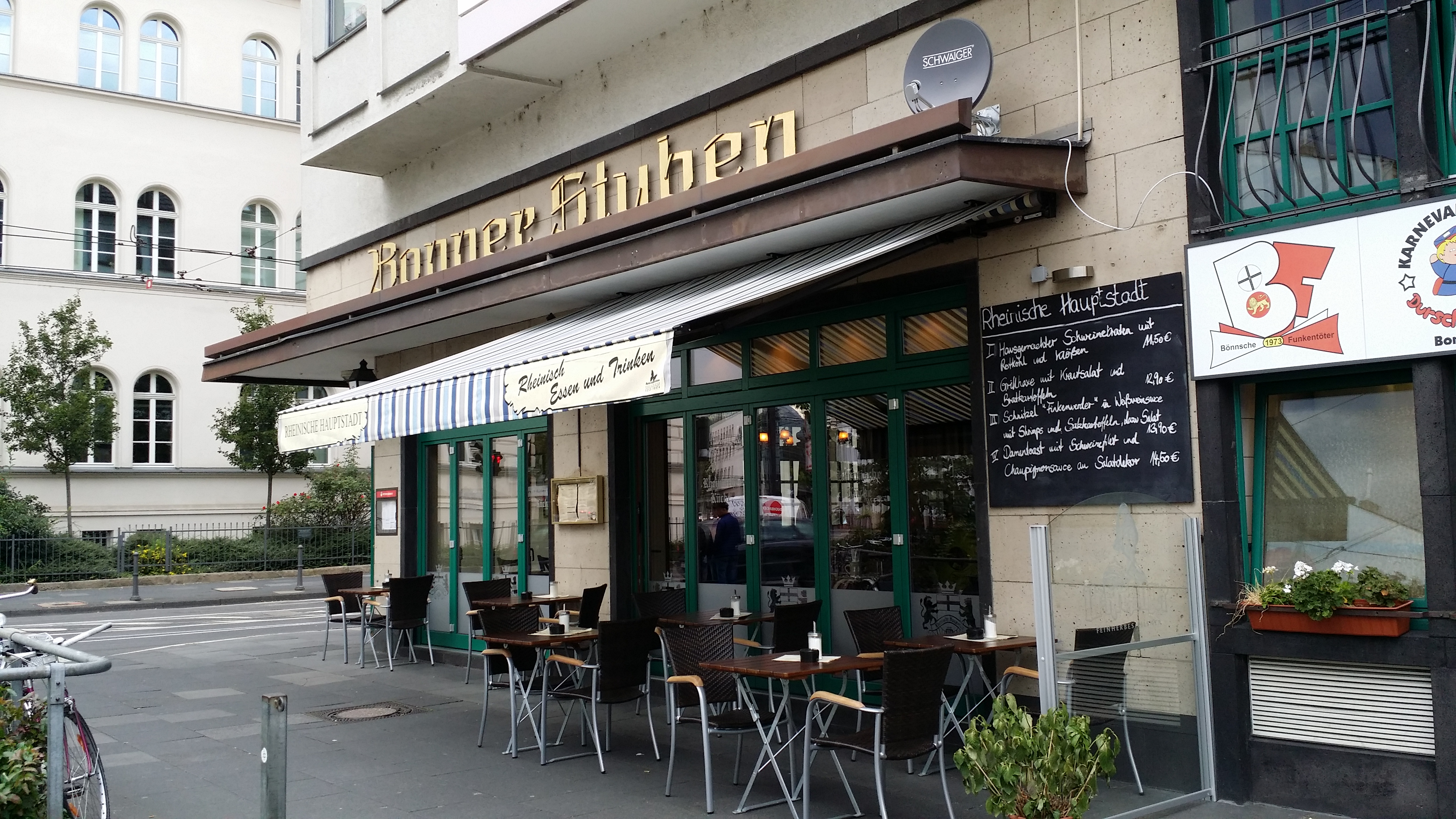 Bonn Rheinische Hauptstadt Geschlossen Bonn Geht Essen