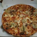 Pizza-Mann Lieferdienst