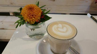 Endlich Kaffee