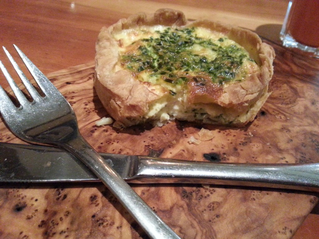 Fluffigste Quiche ever