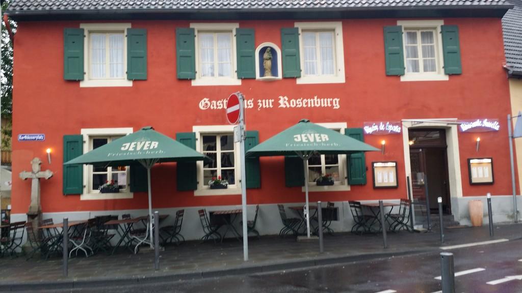 Ein schönes, altes Haus in Kessenich