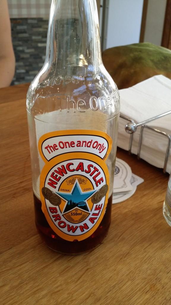 Hier gibt es auch Bier passend zum Western Style