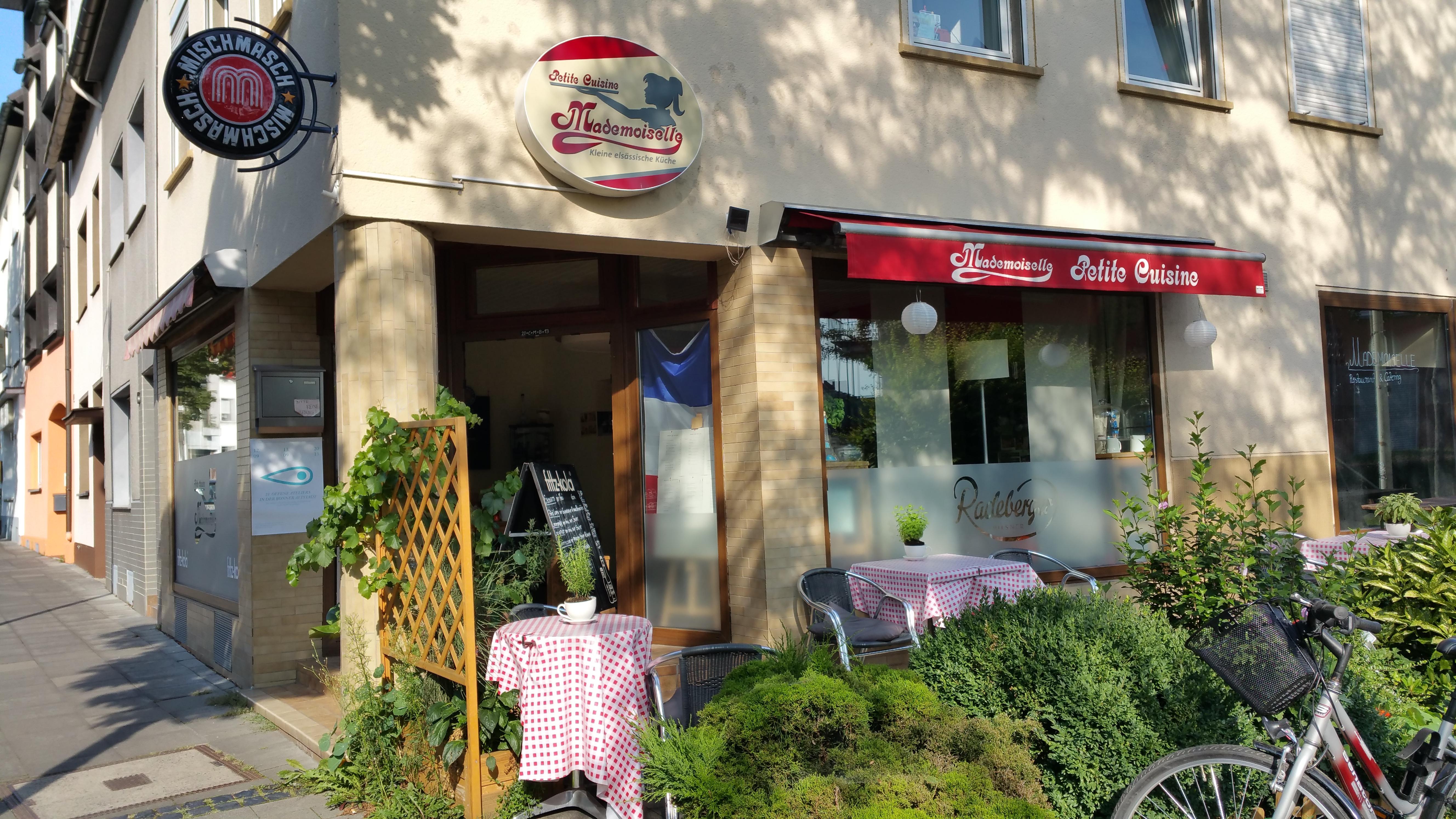 Bonn Mademoiselle Petite Cuisine Bonn Geht Essen