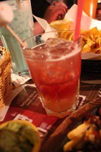 Einer von vielen Cocktails