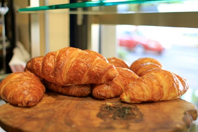 Handgemachte Croissants am Morgen ... ein Gedicht!